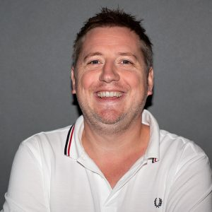 Billy McCartney – Managing Director